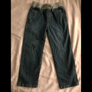 Hanna Andersson carefree Jeans size 110cm